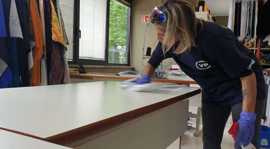 Impresa pulizie aziende Bergamo